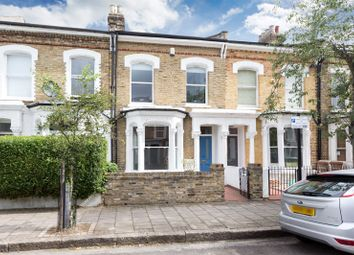 Thumbnail 3 bed terraced house for sale in Dumont Road, Stoke Newington, London