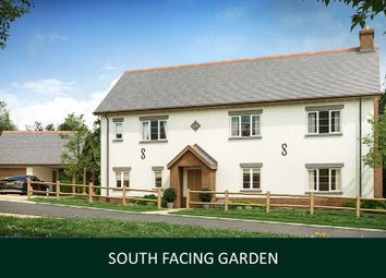 Thumbnail 5 bed detached house for sale in Rockbeare, Exeter