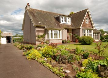 Thumbnail 4 bed detached house for sale in Dundee Road, Meigle