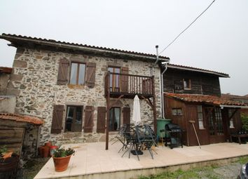 Thumbnail 5 bed property for sale in Chabrac, Poitou-Charentes, France