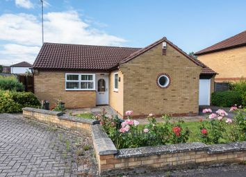 Thumbnail 2 bed bungalow for sale in Lambourn Court, Emerson Valley, Milton Keynes