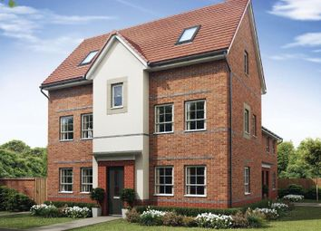 "Thumbnail 4 bed end terrace house for sale in ""Hesketh"" at Weston Hall Road, Stoke Prior, Bromsgrove"