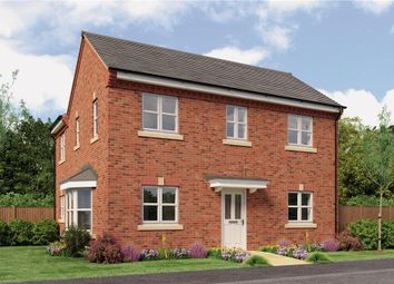 "Thumbnail 4 bedroom detached house for sale in ""Repton"" at Rykneld Road, Littleover, Derby"