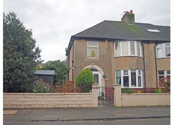 Thumbnail 1 bed flat for sale in Elm Grove, Bare, Morecambe