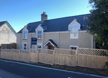 Thumbnail 4 bed bungalow for sale in Clawddnewydd, Ruthin, Denbighshire, North Wales