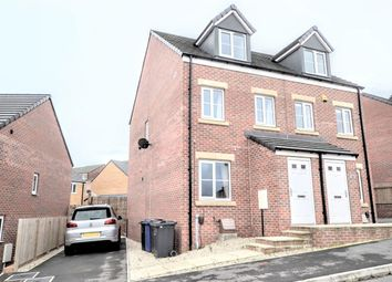 Thumbnail 3 bed semi-detached house for sale in Mitchells Avenue, Wombwell, Barnsley