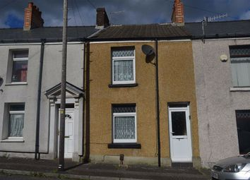 Thumbnail 2 bed terraced house for sale in Graham Street, Hafod, Swansea