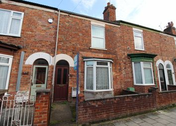 Thumbnail 3 bed terraced house for sale in Drake Street, Gainsborough