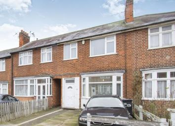 Thumbnail 3 bedroom terraced house for sale in Checketts Close, Leicester, Leicestershire