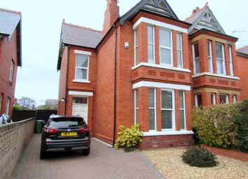 Thumbnail 4 bed semi-detached house for sale in Highfield Park, Rhyl, Denbighshire