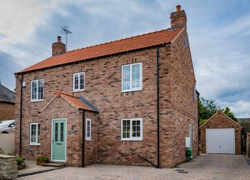 Thumbnail 4 bed detached house for sale in The Nook, South Milford