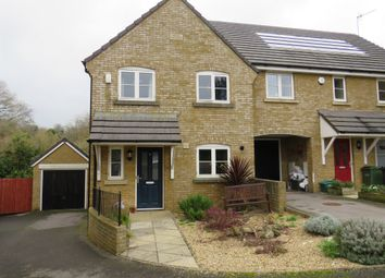 Thumbnail 3 bed semi-detached house for sale in Sprague Close, Weymouth