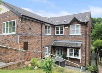 Thumbnail 4 bed semi-detached house for sale in Bishops Walk, Llangollen
