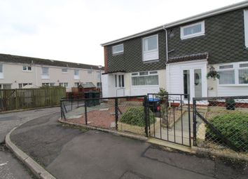 Thumbnail 2 bed end terrace house for sale in Macivor Place, Kilmarnock