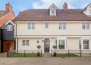 Thumbnail 4 bedroom detached house for sale in Post Office Road, Broomfield, Chelmsford