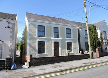 Thumbnail 4 bed detached house for sale in New Road, Cwmllynfell, Swansea