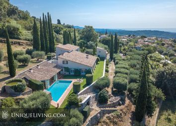 Thumbnail 6 bed villa for sale in Tourrettes Sur Loup, French Riviera, France