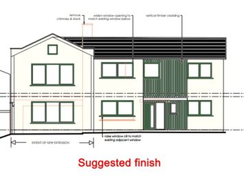 Thumbnail 4 bedroom detached house for sale in Mill Road, Lisvane, Cardiff