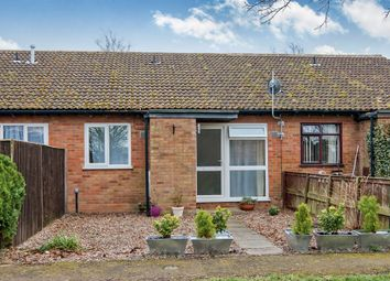Thumbnail 1 bedroom terraced bungalow for sale in Gorse Close, Lakenheath, Brandon