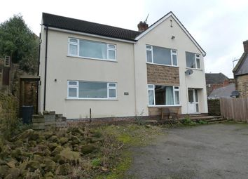 Thumbnail 4 bed detached house to rent in The Common, Crich, Matlock