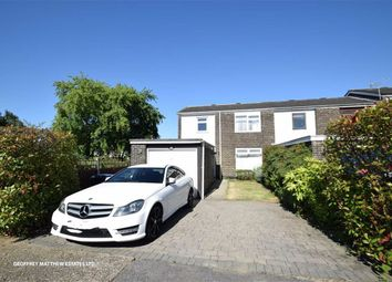 Thumbnail 3 bed end terrace house for sale in The Maples, Harlow, Essex