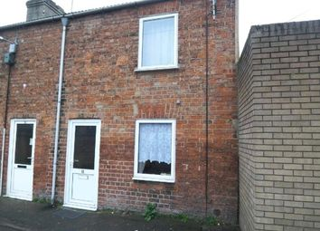 Thumbnail 2 bed end terrace house to rent in Gore Lane, Spalding