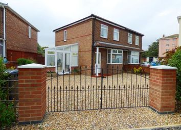 Thumbnail 3 bed semi-detached house for sale in Church Path, Gosport