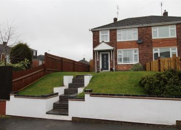 Thumbnail 3 bed semi-detached house for sale in Browns Lane, Allesley, Coventry