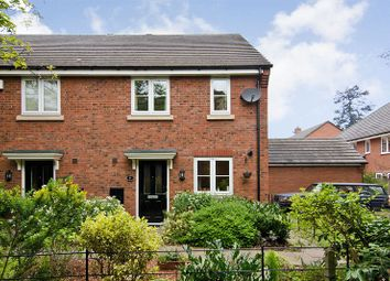 Thumbnail 3 bed end terrace house for sale in Mary Slater Road, Lichfield