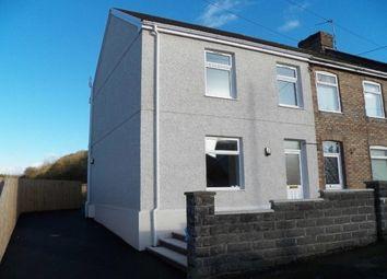 Thumbnail 3 bed property to rent in Culla Road, Trimsaran, Llanelli, Carmarthenshire.