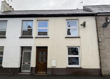 Thumbnail 3 bed terraced house for sale in Stone Street, Llandovery