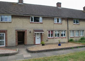 Thumbnail 3 bed terraced house to rent in Eastfield Road, Duston, Northampton