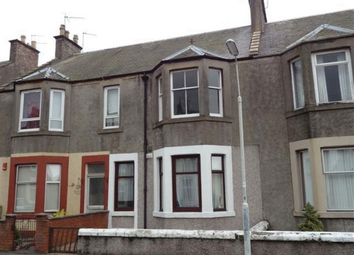 Thumbnail 1 bed flat to rent in Durward Street, Leven, Fife 4Qt