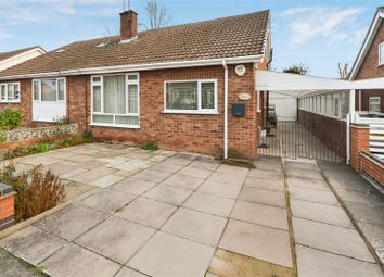 Thumbnail 2 bed semi-detached bungalow for sale in Rowcroft Road, Walsgrave, Coventry
