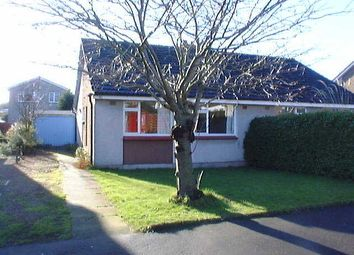 Thumbnail 2 bedroom bungalow to rent in Lawmill Gardens, St Andrews, Fife