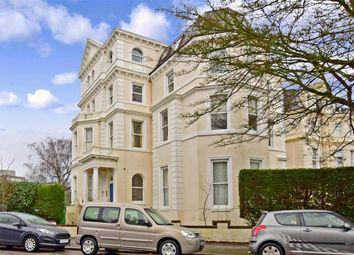 Thumbnail 2 bed flat for sale in Augusta Gardens, Folkestone, Kent