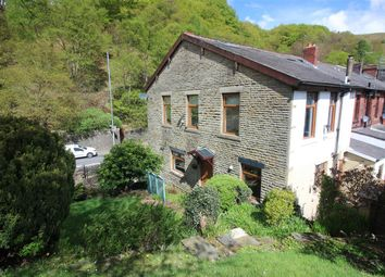 Thumbnail 4 bed end terrace house for sale in Burnley Road, Cornholme, Todmorden