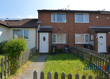 Thumbnail 2 bed terraced house for sale in Stoneywell Road, Leicester