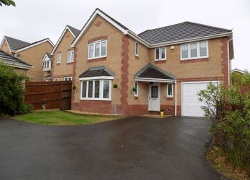 Thumbnail 4 bed detached house for sale in Llwyn Arian, Margam Village, Port Talbot, Neath Port Talbot.