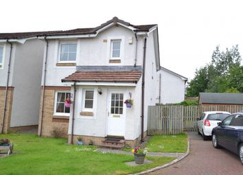 Thumbnail 3 bed detached house for sale in Weavers Lane, Lanarkshire