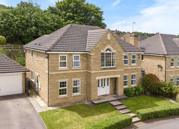 Thumbnail 5 bedroom detached house for sale in Overland Crescent, Apperley Bridge