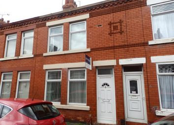 Thumbnail 2 bed terraced house to rent in Holly Road, Ellesmere Port, Cheshire
