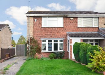 Thumbnail 2 bed semi-detached house for sale in Clarendon Drive, Stafford