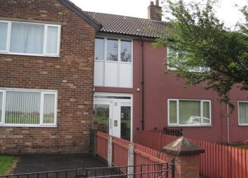 Thumbnail 2 bed flat to rent in Swan Avenue, Derbyshire Hill, St Helens