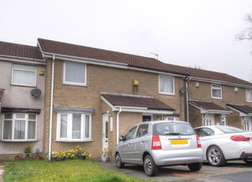Thumbnail 2 bedroom terraced house for sale in Rosedale Court, West Denton, Newcastle Upon Tyne