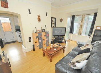 Thumbnail 2 bed flat for sale in Kings Road, Winton, Bournemouth
