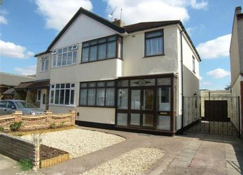 Thumbnail 3 bedroom property to rent in Glanville Drive, Hornchurch