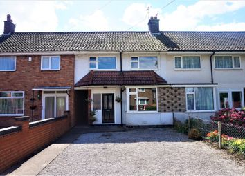 Thumbnail 2 bed terraced house for sale in Burton Road, Cottingham