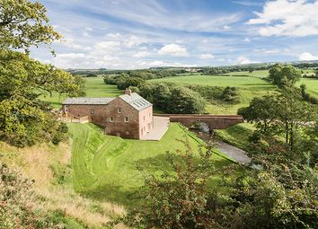 Thumbnail 5 bed country house for sale in Old Islekirk Mill, Bolton Wood Lane, Wigton, Cumbria