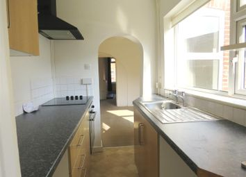 Thumbnail 2 bed terraced house to rent in Silver Road, Norwich